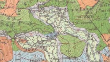 Un appello per il rilancio della cartografia geologica