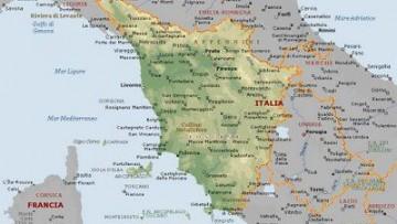 La Carta Geologica Unitaria della Toscana e' completa