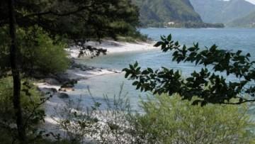 """Lago d'Idro: dalla Lombardia 50 milioni per la """"paleofrana"""""""