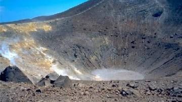 Eolie: scoperto il canale di risalita del magma