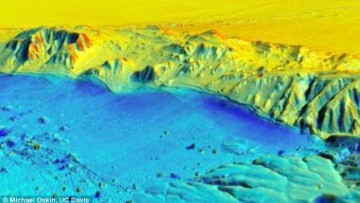 Terremoti: nuove immagini in 3D grazie a Lidar