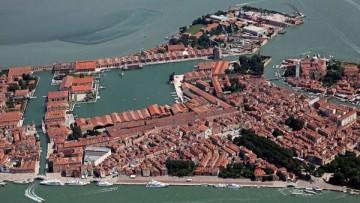 Gps e dati satellitari per studiare la subsidenza di Venezia