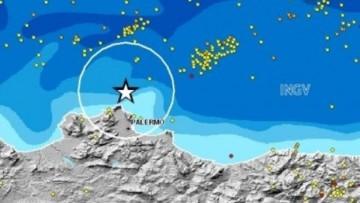 Il terremoto a Palermo e' stato causato da un movimento distensivo