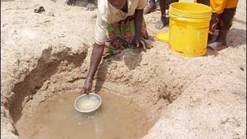 Il tesoro d'acqua africano