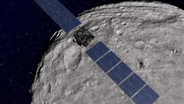 L'asteroide Vesta svela i suoi segreti