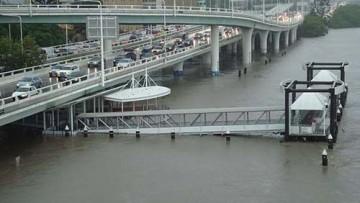 Rischio alluvioni in Europa: le citta' investano in prevenzione