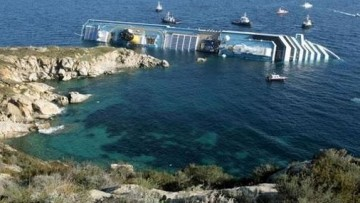 Costa Concordia: il danno ambientale valutato dall'Universita' di Siena