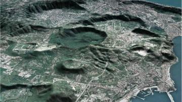 L'eruzione dei Campi Flegrei, 40.000 anni dopo