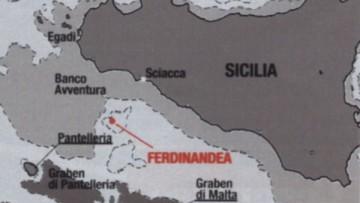 Monitorato il vulcano sommerso Ferdinandea