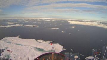 Per lo scioglimento dei ghiacci artici e' record storico