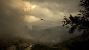 Incendi dimezzati in Basilicata grazie al satellite