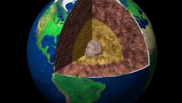 La presenza di ferro nel mantello terrestre in una nuova ricerca