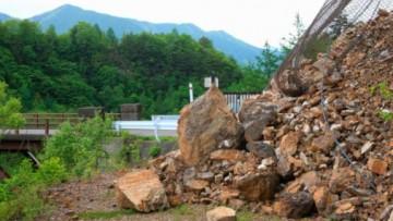 Summit dei geologi sui luoghi della frana di Montaguto