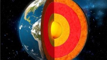 Sotto la crosta terrestre un 'oceano' di uranio e torio