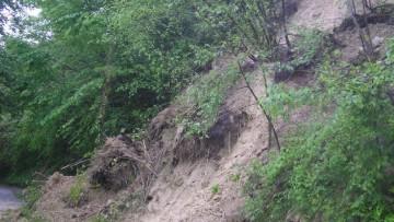 Dissesto idrogeologico, l'Emilia Romagna 'record' di criticita'