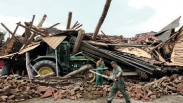 Un anno fa il terremoto in Emilia-Romagna, un bilancio della ricostruzione