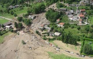 Impatto delle modificazioni climatiche su rischi e risorse naturali