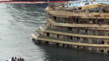 Costa Concordia: dopo il parbuckling si apre una nuova fase