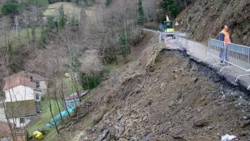 Toscana: le frane censite e zone in pericolo