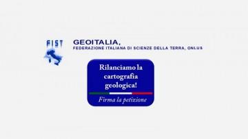 Firmate per il Rilancio della Cartografia Geologica