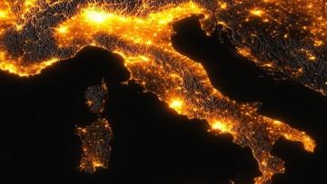 """Inquinamento luminoso, il rapporto 2013 di """"Buiometria partecipativa"""""""