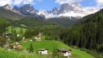 Trentino Alto Adige, Umbria e Marche sono le regioni piu' green d'Italia