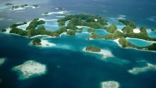 Tecnologia geospaziale italiana per l'isola di Palau