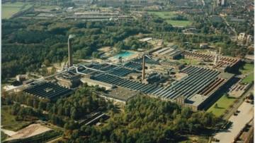Bonifica delle acque e messa in sicurezza di un sito industriale olandese