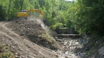 Mitigazione del rischio idrogeologico: piu' di 1.000 cantieri da attivare