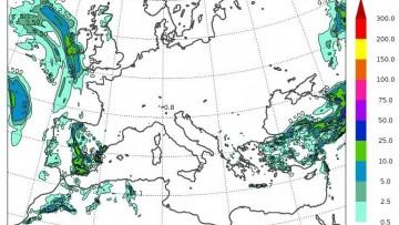 Previsioni meteo: la piu' elevata risoluzione orizzontale