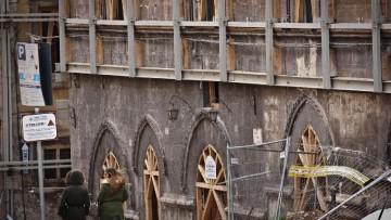 La ricostruzione a L'Aquila va troppo a rilento