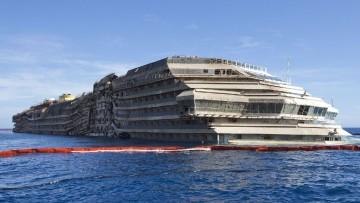 Rimozione Costa Concordia, a che punto siamo