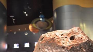 I meteoriti piu' famosi nel mondo in mostra a Prato