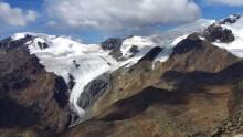 Presentato il nuovo catasto dei ghiacciai italiani