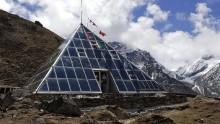 È operativa la stazione sismica dell'Everest