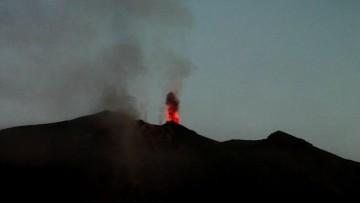 Stromboli, nuovi episodi di attivita' effusiva