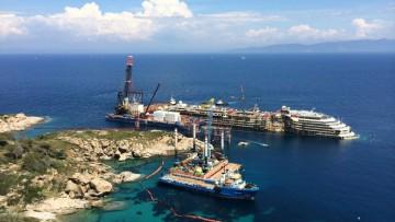 Costa Concordia: il punto sulla rimozione del relitto