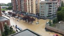 Esondazione del Seveso: e' la tredicesima volta in 4 anni
