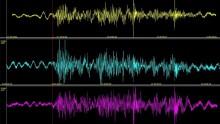 L'esplosione a Tagliacozzo registrata dalla Rete sismica dell'Ingv