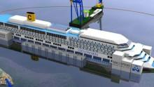 Costa Concordia, via al rigalleggiamento