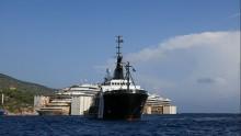 Concordia: partenza verso Genova posticipata