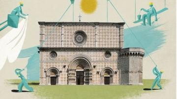 L'Aquila, Basilica di Collemaggio: ecco il progetto di restauro