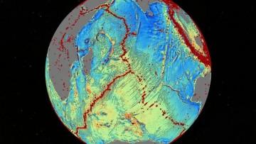 Fondali oceanici: una mappa mai cosi' precisa