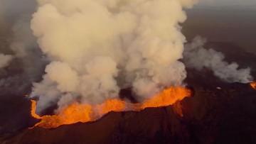 Vulcano Bardarbunga, le immagini riprese dal drone