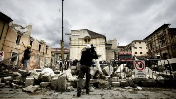 Nasce il Nucleo tecnico nazionale per l'emergenza post-sisma