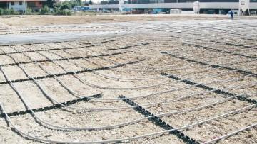 Come funzionano gli scambiatori di calore geotermici orizzontali