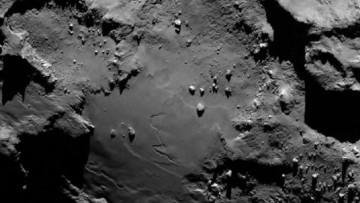 Rosetta: l'origine degli oceani non e' nelle comete