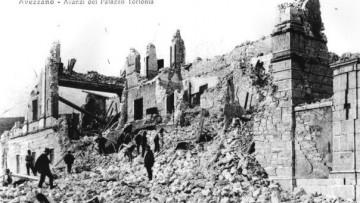 Terremoto della Marsica del 1915: il centenario