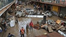 Alluvioni in Liguria: scattano le norme di salvaguardia