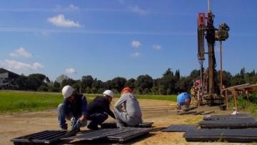 Via alle indagini geotecniche del nuovo stadio della Roma